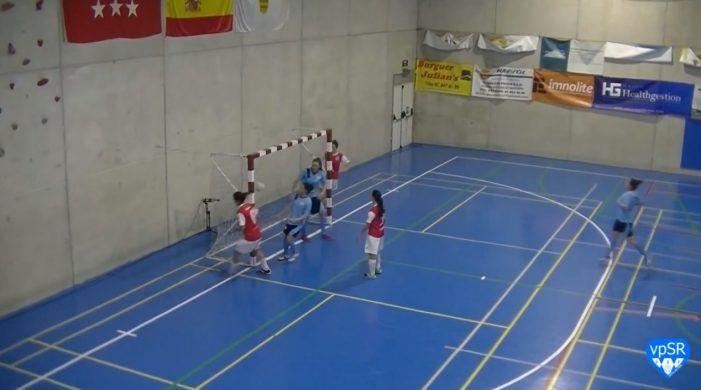 Fútbol Sala Femenino: Majadahonda mete en la jaula a Soto del Real (0-6) con triplete de Marta Mateo pero el Simancas se venga del B (7-1)