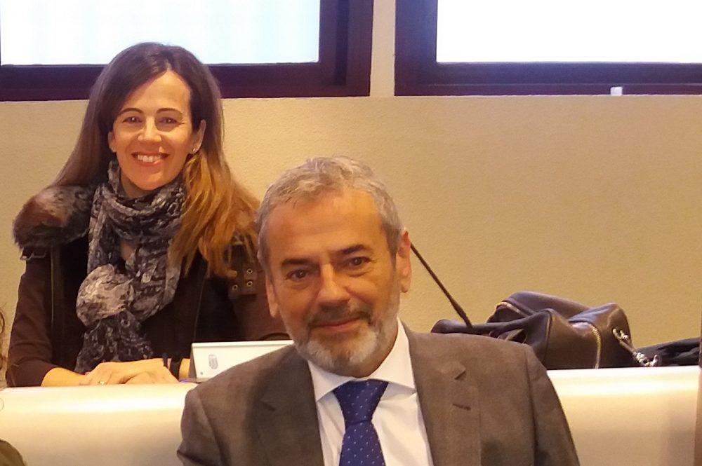 Alfonso Reina dimite como portavoz de Ciudadanos (Cs) en Majadahonda: Ana Elliot sustituta