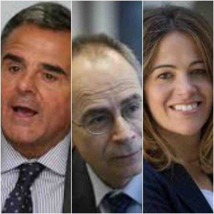 Foxá (Puerta Hierro), Moreno (datos Somos Majadahonda) y Elliot (portavoz Cs) prometen explicaciones