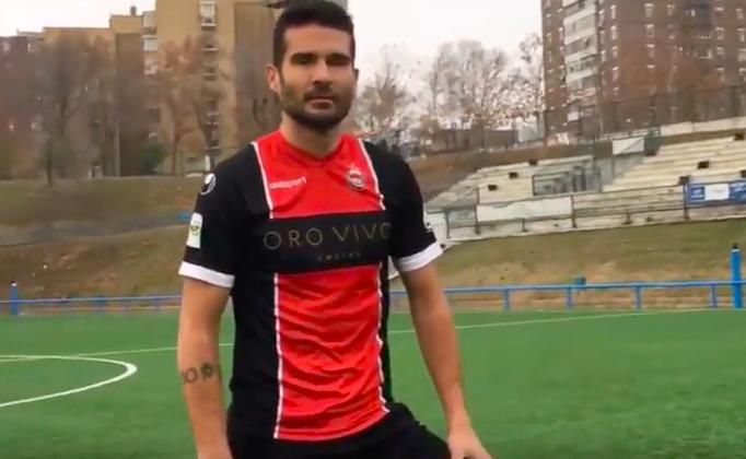 El Adarve ficha a Berodia y recuerda que solo jugó 7 partidos como titular en Majadahonda