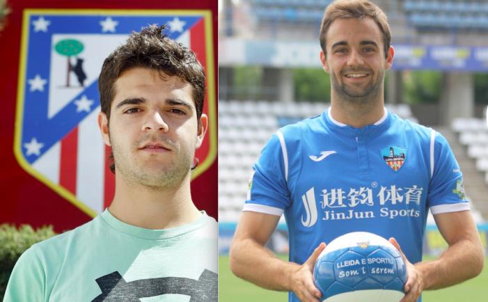 Aitor Núñez y Jorge Félix (Lleida) reviven su etapa en Majadahonda con el duelo copero contra At. Madrid
