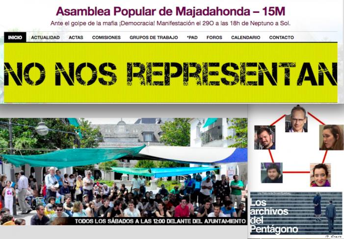 """Asamblea Majadahonda 15-M: """"Han pasado 6 días sin responsabilidades en Somos"""""""
