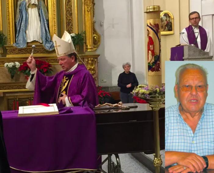 "La Iglesia de Santa Catalina (Majadahonda) celebra el funeral por ""Don Baldomero"" y la Misa Rociera"