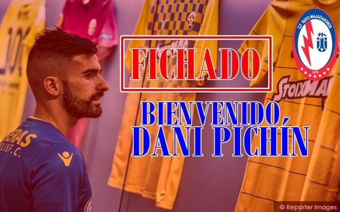 """Dani Pichín, máximo goleador del Rayo Majadahonda: """"Estamos trabajando para sacar buenos resultados"""""""