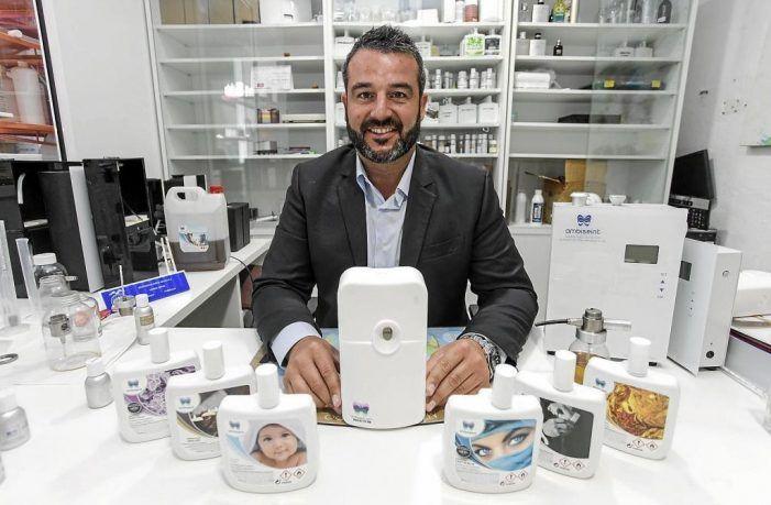 """""""Ambiseint"""" apuesta por Majadahonda para expandir su negocio de """"marketing olfativo"""""""
