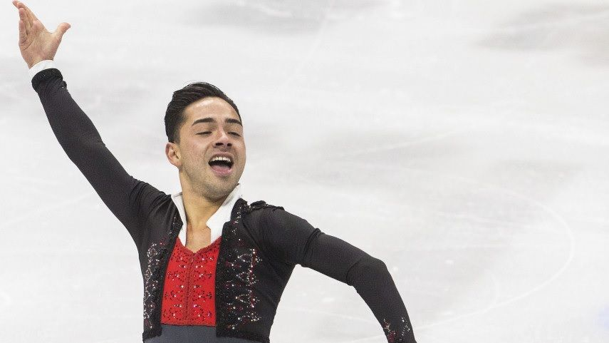 La pista de hielo de Majadahonda une al patinador olímpico Felipe Montoya y al baloncestista Tomás Bellas
