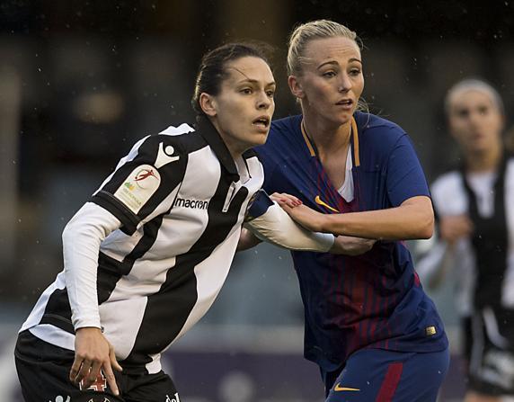"Sonia Prim (fútbol femenino): ""Iba de Ávila a Majadahonda para entrenar tres veces por semana"""