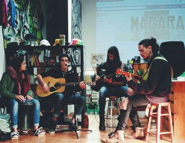 La banda musical Magara (Majadahonda) estrena videoclip y anuncia su próxima actuación para el 26 de enero