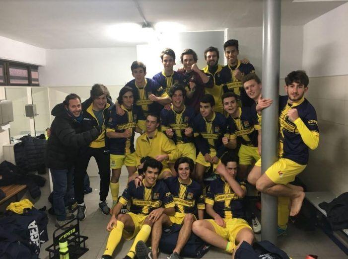 """Fútbol base: semana """"dulce"""" en el Puerta de Madrid (Majadahonda) que disfruta su liderazgo"""