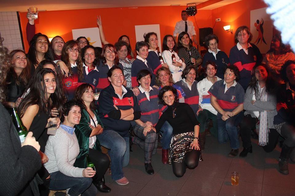 Protagonistas Deporte Majadahonda: rugby, fútbol americano y fútbol sala femenino