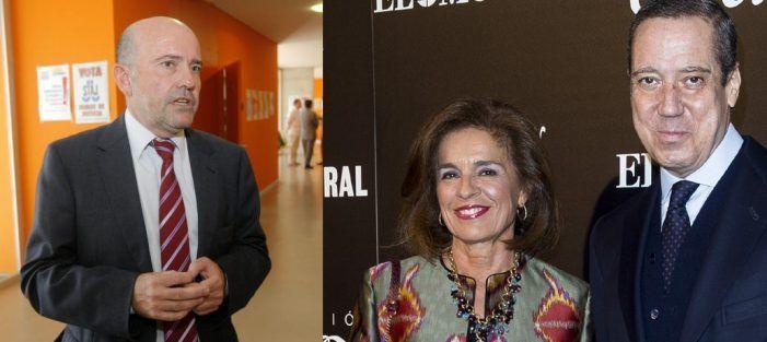 """Alonso (PSOE) y Zaplana (PP) usaron un falso diario """"robotizado"""" de Majadahonda en favor de Ana Botella"""