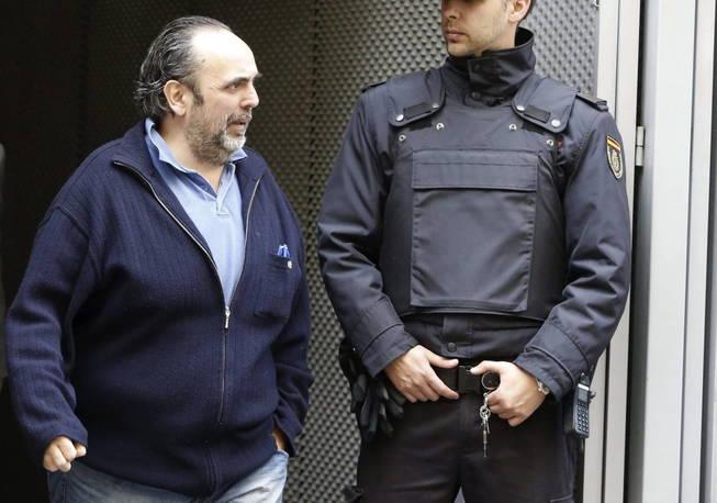 """""""Willy"""" Ortega saldrá de la cárcel para declarar junto al """"Albondiguilla"""" por el """"caso Púnica"""" y la corrupción del PP en Majadahonda"""