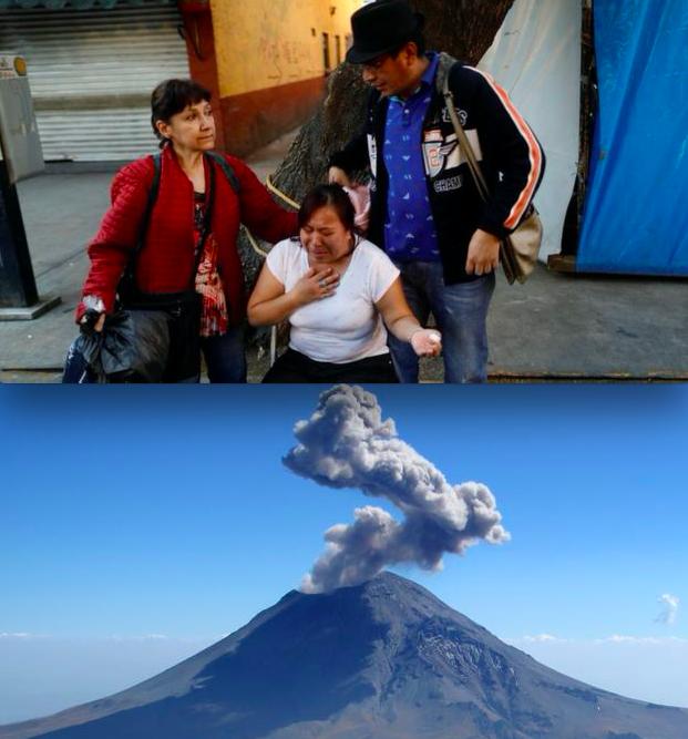 """Una joven de Majadahonda testigo del terremoto en México: """"Es la primera vez y me asusté"""""""