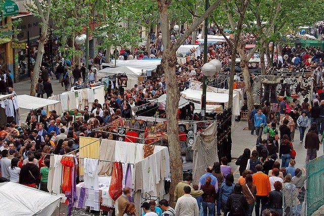 El Mercadillo de Majadahonda se alza como 2º de Madrid después del Rastro, según sus concejales