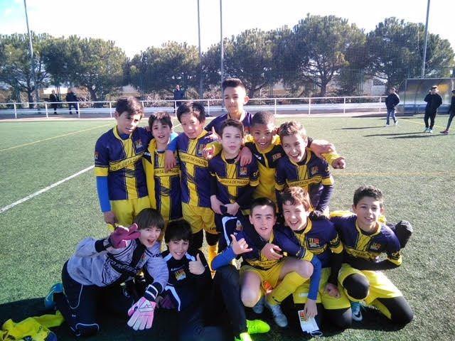 Fútbol base: Puerta de Madrid (Majadahonda) despliega buen juego en todas sus victorias, empates y derrotas