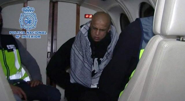 """La prensa recuerda que el primer yihadista de Majadahonda fue el """"famoso"""" Rafá Zouhrier"""