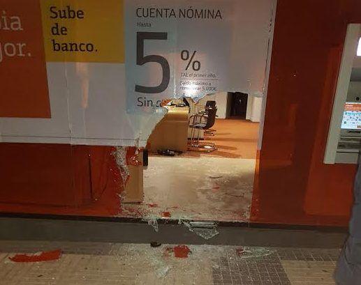 """Asaltan el cajero automático de """"Bankinter"""" en La Bolsa (Majadahonda) a las 5.00 de la mañana"""