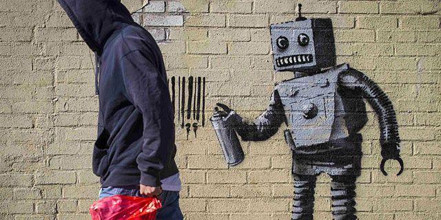 """PP y Cs Majadahonda: """"el grafiti es transgresión, viola las normas, no respeta y es contaminante"""""""