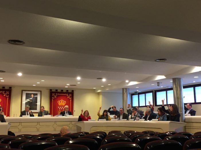"""La Oposición de Majadahonda aprueba un Plan de Eficiencia Energética """"imposible"""" para PP"""