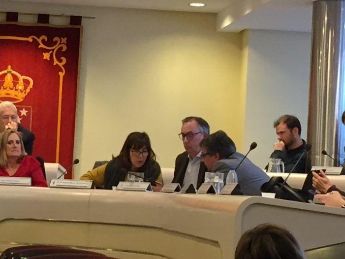 """Zacarías M. Maíllo (PSOE Majadahonda) critica al """"dúo Pimpinela"""" y este lo ningunea"""