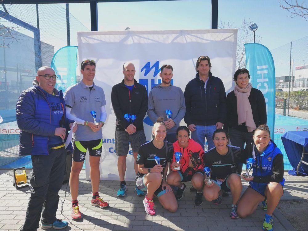 Los atletas de Majadahonda brillan en la 1ª edición del Acuatlon X3M con 50 participantes