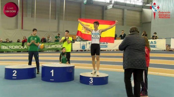 Orense, Avila y Antequera, nuevos hitos del atletismo de Majadahonda con 2 oros y 3 bronces