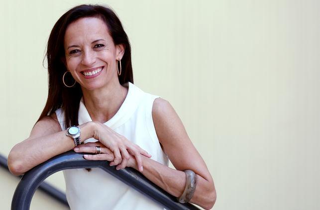 La socialista y registradora de Majadahonda Beatriz Corredor, aspirante a alcaldesa de Madrid