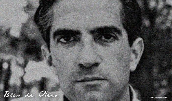 Protagonistas Majadahonda: Blas de Otero, Víctor Bautista, Rafael Merino, Isaac Palomares, Lola Deán y Eduardo Benítez