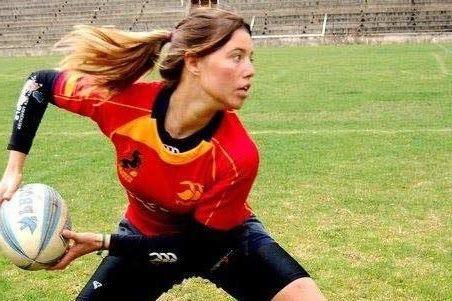 Deporte y Mujer: la única 1ª entrenadora de rugby masculino en España vive en Majadahonda