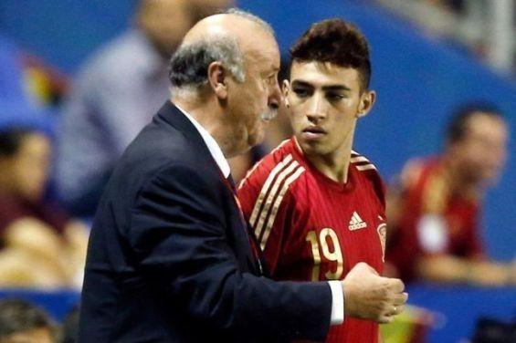 La FIFA impide a Munir jugar el Mundial de Rusia 2018 con Marruecos tras haber disputado 13 minutos con España