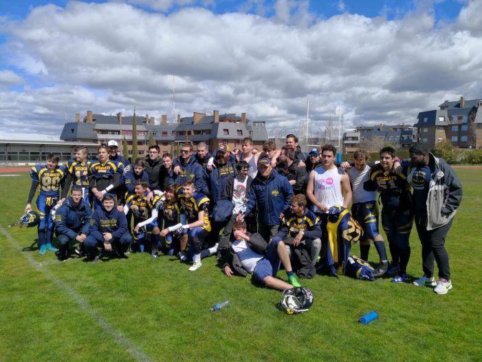 Protagonistas Deporte Majadahonda: rugby, baloncesto, waterpolo, fútbol, sala femenino y americano