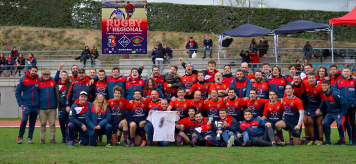 Protagonistas Deporte: CR Majadahonda (Rugby), Alberto Tallón y Patricia Moreno (Gimnasia), Hockey, Baloncesto y Fútbol Americano