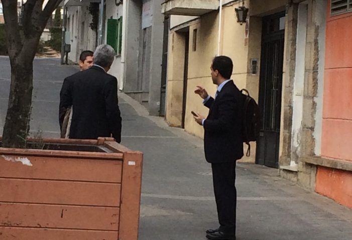 """Cifuentes, acorralada y el rector de la URJC en Majadahonda por los """"negocios"""" de Blesa"""