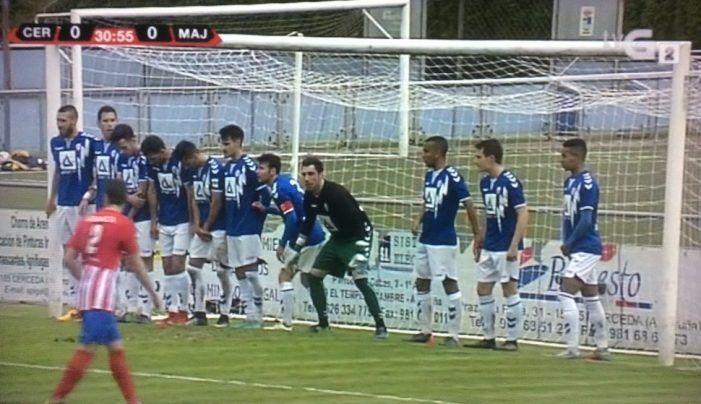 Rayo Majadahonda se deja 2 puntos ante el descendido Cerceda que le pueden costar caros