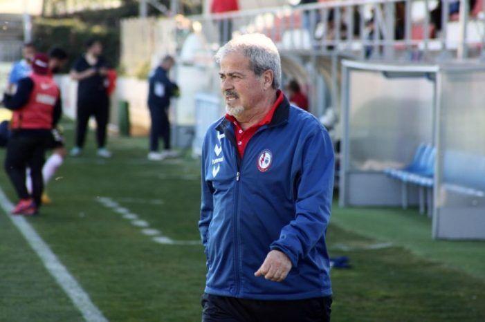 """Iriondo (Rayo Majadahonda): """"Fuenlabrada es una final como la del Racing de Santander"""""""