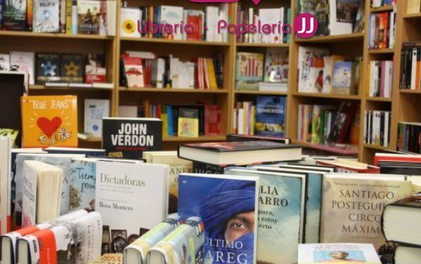 Librería JJ Majadahonda realiza sus sugerencias de lectura para marzo (2020)
