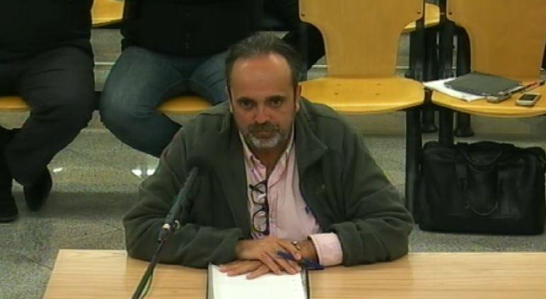 "El ex alcalde Willy Ortega (Majadahonda) declara en el caso de la ""Caja B"" del PP"