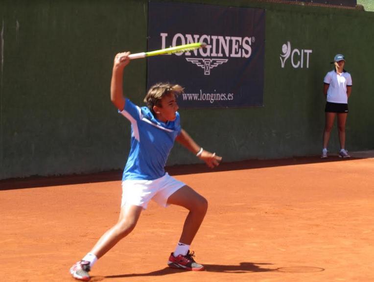 Tenis: El Club Internacional de Majadahonda rememora el Roland Garros Alevín donde Feliciano venció a Nadal
