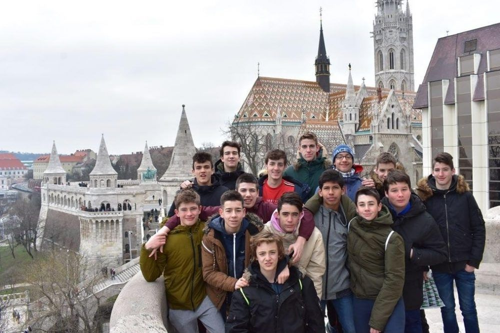 """Waterpolo: CNW Majadahonda regresa de Hungría tras su """"stage"""" con el KSI de Budapest"""