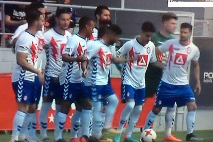 """Rayo Majadahonda: """"Reyes"""" con el """"Sanse"""" (3-1) y la corona de oro en Ferrol"""