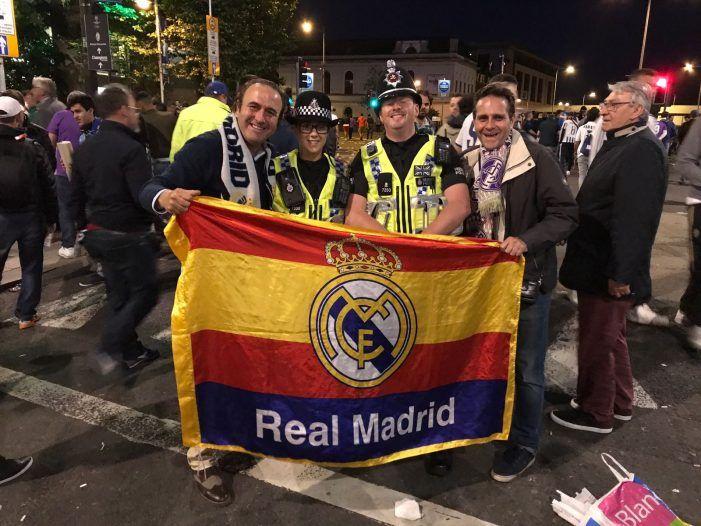 Madridistas de Majadahonda hacen historia: Glasgow, Lisboa, Milán, Cardiff y Kiev