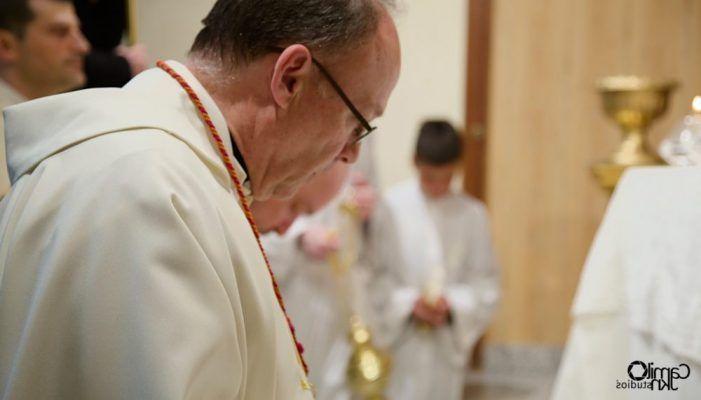 "El ""cura Paco"" de Majadahonda celebra sus ""bodas de plata"" como sacerdote"