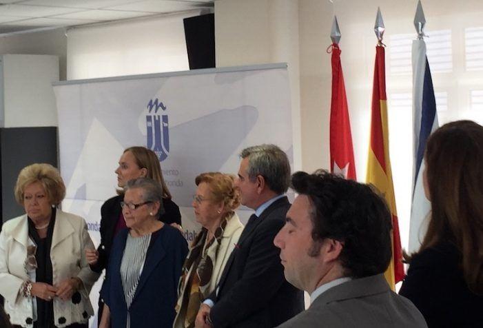 """Abuela de 101 años llega """"exiliada"""" de Cataluña: """"Majadahonda es maravillosa"""""""