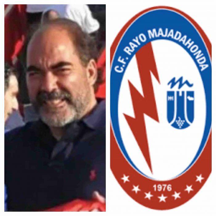 """Casto Gallardo (Rayo Majadahonda): """"Depor B adultera el play off y daría lugar a una locura"""""""
