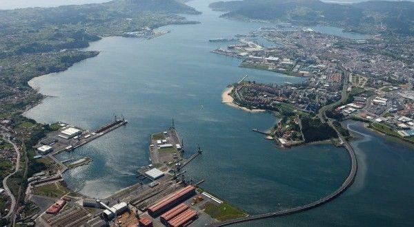 La ciudad que espera al Rayo Majadahonda: Ferrol del Caudillo ahora es Ferrol de Podemos