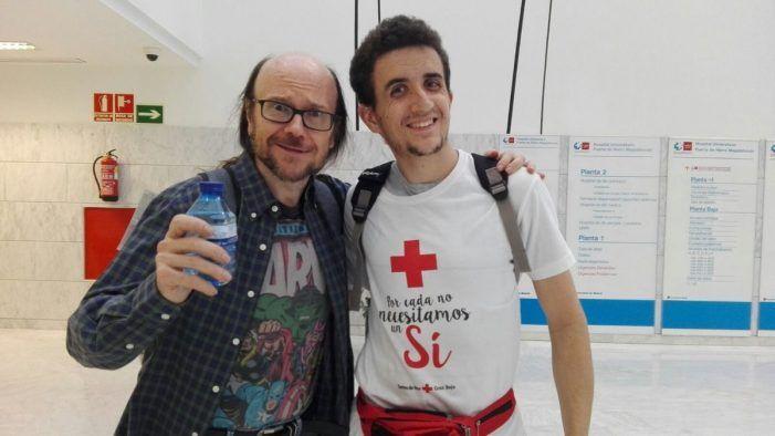 """""""Master Chef"""" respalda a Cruz Roja Majadahonda y """"El Defensor del Paciente"""" los lleva a la Fiscalía"""