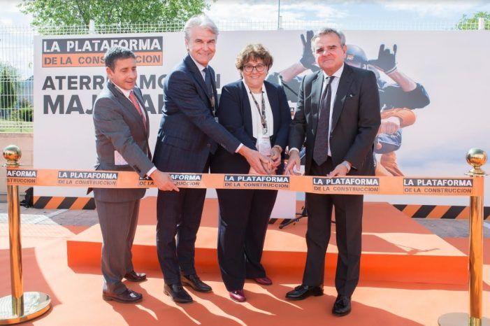 La francesa Plataforma de la Construcción (Saint-Gobain) invierte 6 millones de € en Majadahonda
