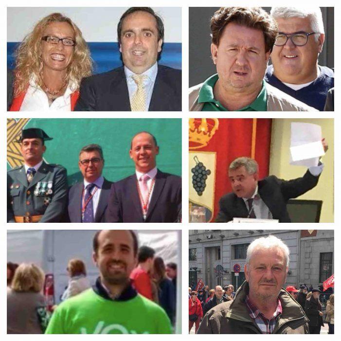 """Vox dice que PP y Cs se """"tapan"""" su corrupción en Majadahonda: PSOE replica"""