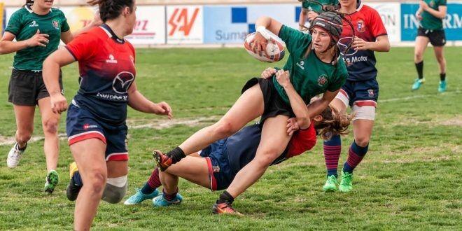 Protagonistas Deporte Majadahonda: rugby, baloncesto, esgrima y fútbol
