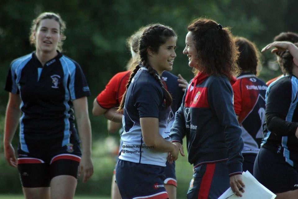 Deporte Majadahonda: sube el Puerta, derrota en Rugby, Montes-Niño (Hockey) y Crespo (Atletismo)